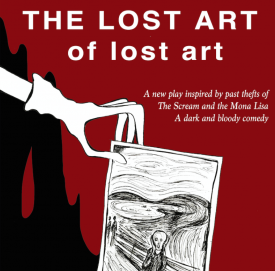 THE LOST ART OF LOST ART, 2015