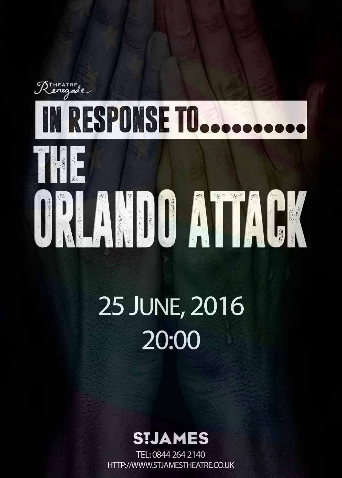 IN RESPONSE TO… THE ORLANDO ATTACK, 2016